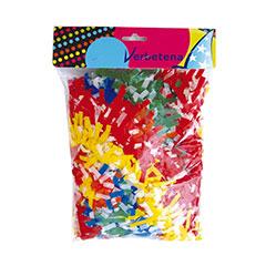 Collar boa plástico colores surtidos, Pack 6 u.