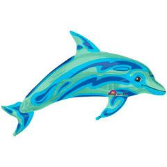 Globo delfín
