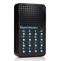 Máquina sonidos de horror