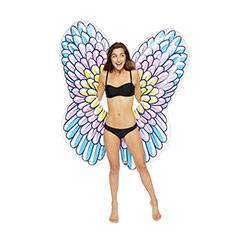 Flotador gigante alas de ángel