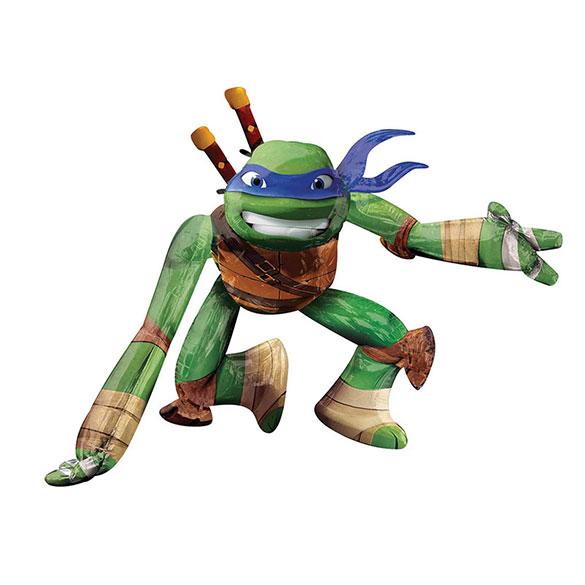 Globo cuerpo Leonardo Tortugas Ninja