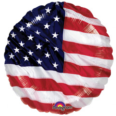 Globo bandera USA