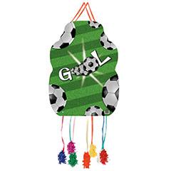 Piñata pequeña futbol Gooool