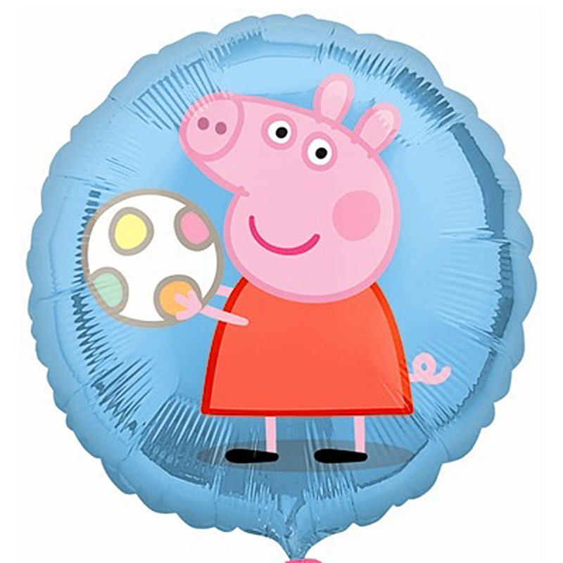 Globo Peppa Pig 45 cm