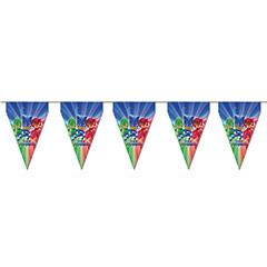 Guirnalda banderines PJ Masks