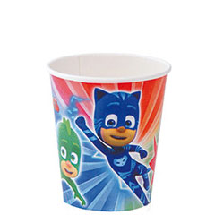 Vasos PJ Masks 220 ml, Pack 8 u.