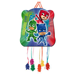 Piñata pequeña PJ Masks