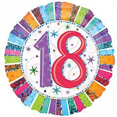Globo 18 años
