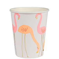 Vasos Flamencos 266 ml, Pack 8 u. - Ítem