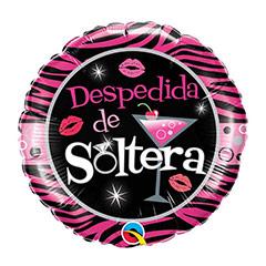 Globo Despedida de Soltera