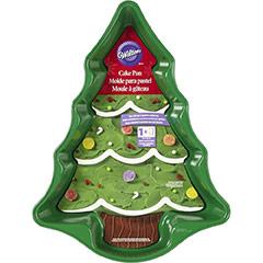 Molde Árbol de Navidad, Wilton