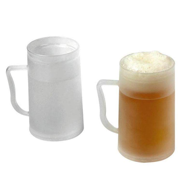 Jarra de cerveza para congelar