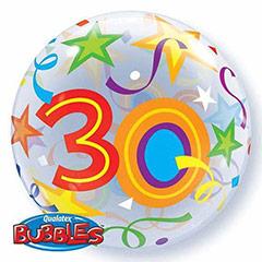 Globo Burbuja 30 años