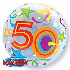 Globo Burbuja 50 años