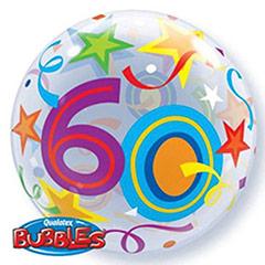 Globo Burbuja 60 años