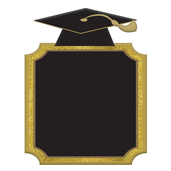 Los Caprichos De Goya Pizarra Graduación Con Birrete