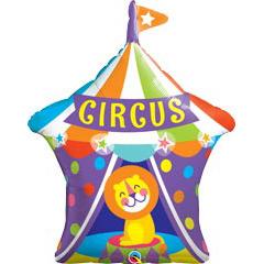 Globo carpa circo