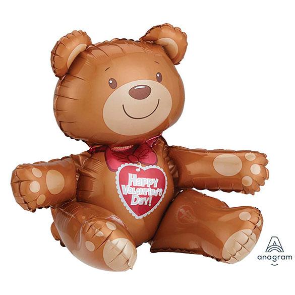 Globo Oso San Valentín