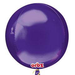 Globo esfera rojo