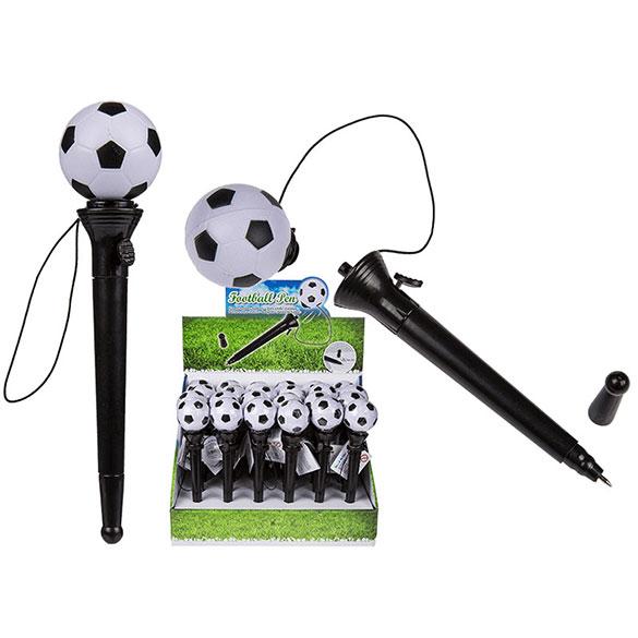 Boligrafo balón de fútbol sorpresa