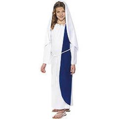 Disfraz Virgen María infantil