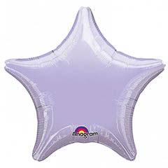 Globo estrella Morada