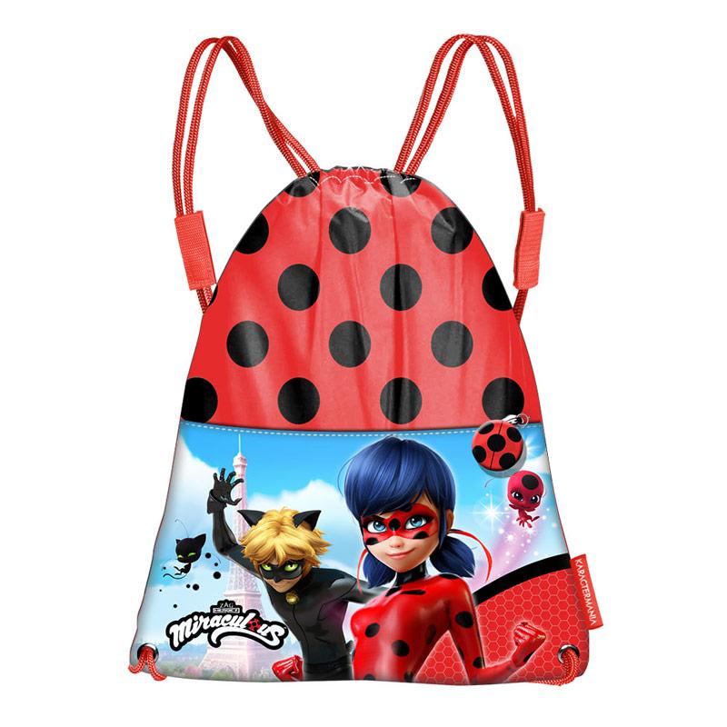 Saco merienda Ladybug