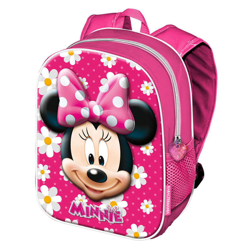 Mochila infantil Minnie Mouse