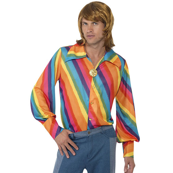Camisa arco iris