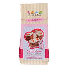 Mezcla para tarta de zanahorias