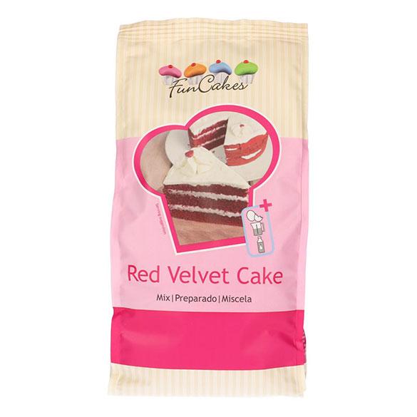 Mezcla Red Velvet