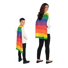 Capa arco iris