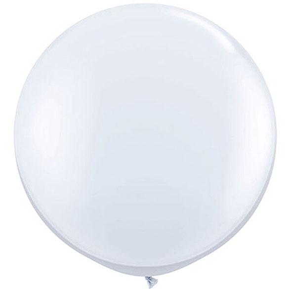 Globo transparente 91,00 cm