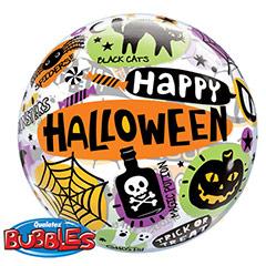 Globo Burbuja Halloween