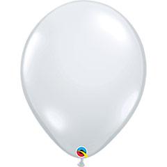 Globo de látex transparente 40,00 cm, 1 unidad