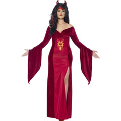 Disfraz diablesa - Ítem