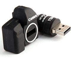 Memoria USB cámara de fotos Canon 16GB