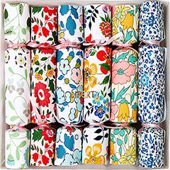 Liberty flores. Mini Crackers, Pack 6 u