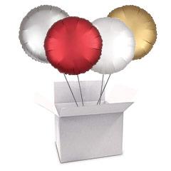 Caja para ramo de globos