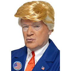 Peluca Donald Trump