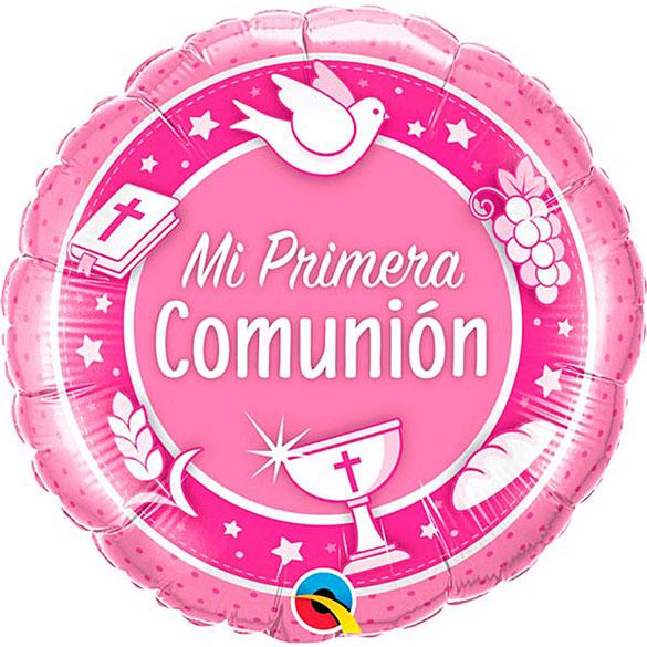 Globo Mi Primera Comunión