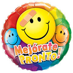 Globo Mejórate pronto