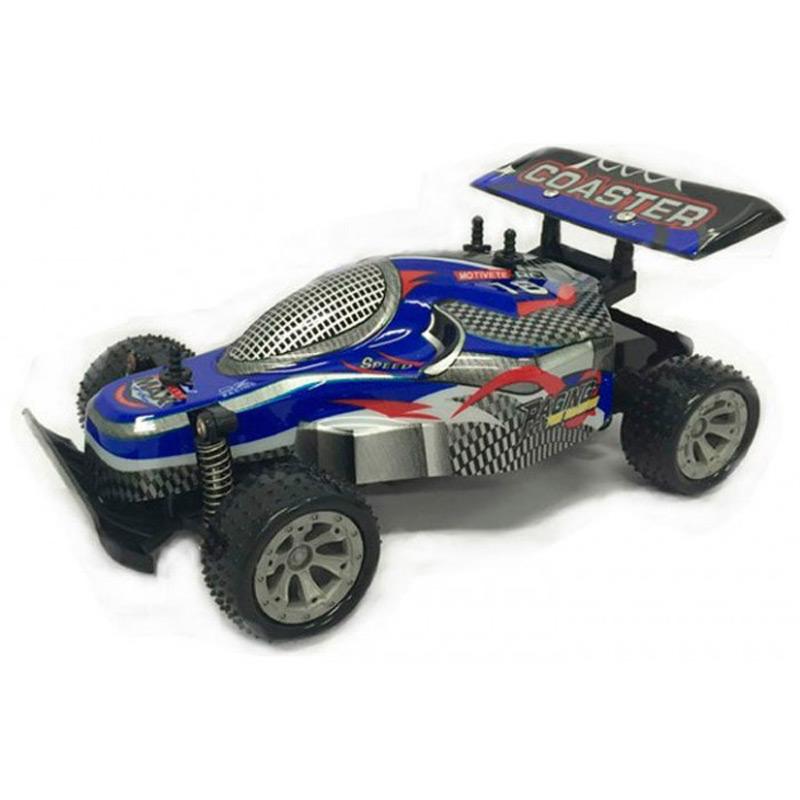 Coche Racing Fire Coaster con mando