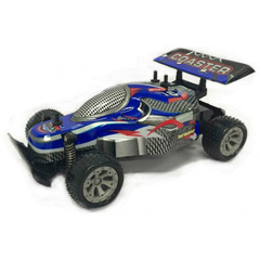 Coche Racing Fire Coaster con mando