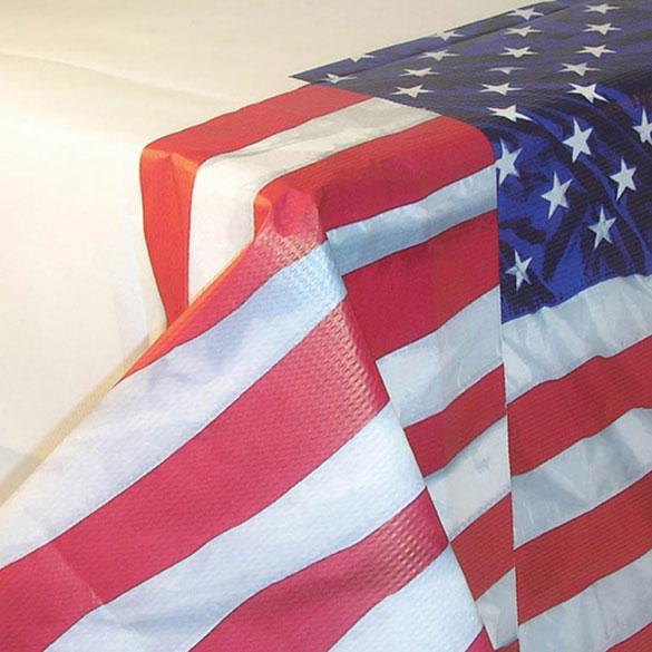 Mantel Bandera USA, Pack 1 u.
