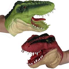 Marioneta dinosaurio