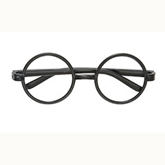 Gafas Harry Potter, Pack 4 u. - Ítem
