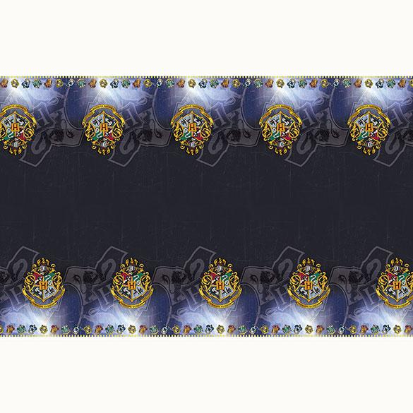 Mantel Harry Potter 180 x 120 cm plástico, Pack 1 u.