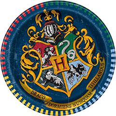 Platos Harry Potter 17,80 cm, Pack 8 u.