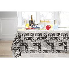 Mantel transparente 2019